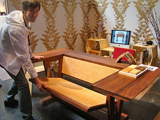 bklyn designs, brooklyn designs, dumbo design furniture, brooklyn furniture, furniture fair new york, bklyn designs 2009, inhabitat bklyn designs, ecosystems furniture, ecosystems green industrial design