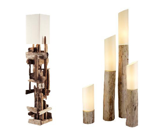 Bleu Nature Driftwood Lamps | Inhabitat - Sustainable Design