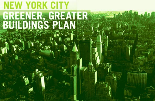 Greener, Greater Buildings in NYC, new york city policy environment, environmental policy, bloomberg, planyc, green building, sustainable building, building retrofit, new york city legislation