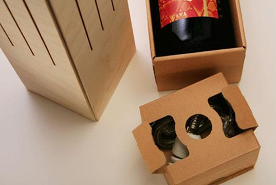 ciclus wine box packaging, sustainable design, green packaging, sustainable lighting, green lamp design, eco-friendly packaging, wine box lamp