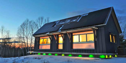 Prefab unity homes capable of achieving net zero and for Energy efficient kit homes