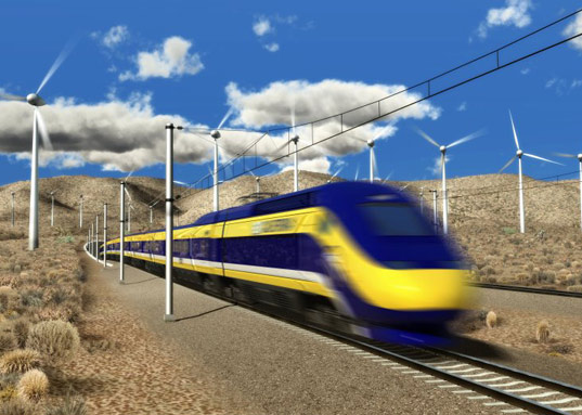 high speed rail, california, central valley, railroad, rail, green design, sustainable transportation