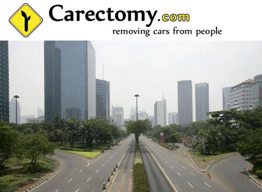 carectomy, ecogeek, car, transportation, mass transit, website, green transportation, no cars, transportation tuesday, fewer cars