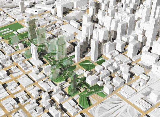 Chicago Unveils Ambitious Plan to Extend Riverwalk Park ...