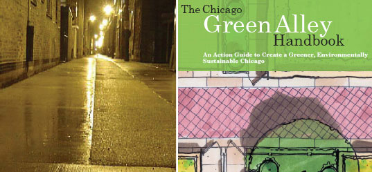 Chicago Green Alley Program, Richard Daly, CDOT, Chicago green roofs, permeable paving, best management practices, stormwater management, runoff, chicagoalley_3.jpg