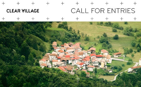 clear village visualisation competition