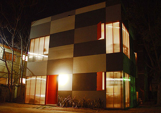 Sustainable Building, Sustainable Additions, Modular Building, Polycarbonate Panels, Christopher L. Megowan
