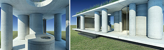 concrete1.jpg, concrete house, sustainable concrete, concrete construction, green home