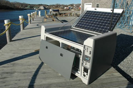 PowerCube, PowerCube 6000, solar power, mobile power, renewable energy, solar to-go, mobile solar, power generator, electricity, PowerCube4