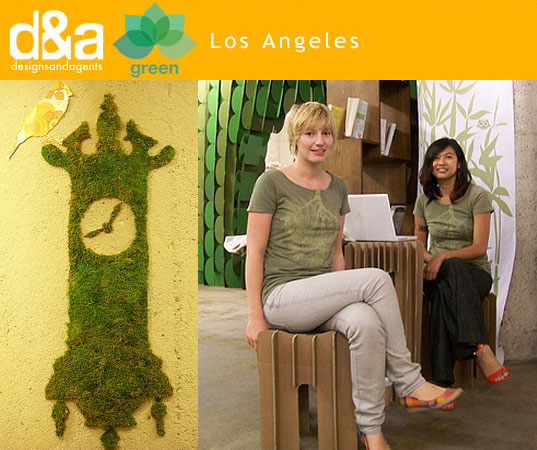 Designers and Agents, D and A, D&A, Designers & Agents Los Angeles, D and A LA, Eco Fashion, green fashion, fashion trade show, sustainable fashion, sustainable style, Edina Tokodi, green fashion hits LA, eco fashion hits LA with D&A