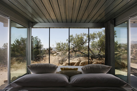 taalman koch, ithouse, joshua tree architecture, prefab ithouse, sustainable desert living, sustainable california architecture, three junipers community