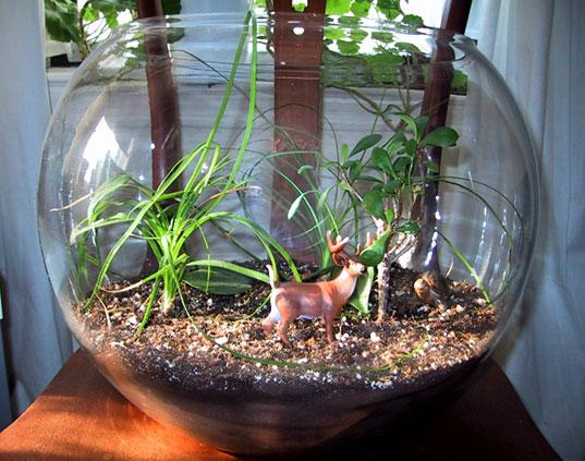 inhabitat green gift guide, sustainable diy gifts, green homemade gifts, holiday gift giving, crafted gifts, handmade gifts, presents, terrarium