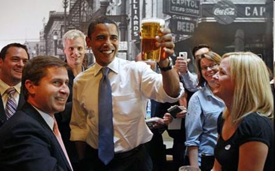 democratic national convention beer, beer powers vehicles, beer powered vehicles, waste beer, coors beer, obama, barack obama, flex fuel, ethanol 85, flex vehicles