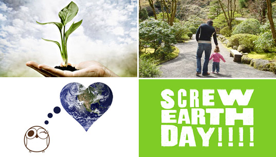 earth day 2009, green lifestyle, sustainable lifestyle, eco holiday, environmental awareness