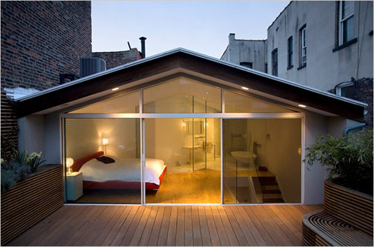 manifold architecture studio, dominique carmacho, gary hirschkron, historic preservation, historic renovation, new york city renovation, sustainable building, transparency in design, transparent design, open airy design, eco friendly renovation, sustainable renovation, modern renovation, east village real estate