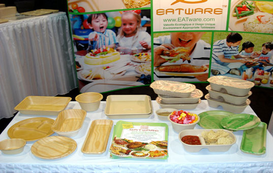 EATWARE COMPOSTABLE FOOD CONTAINERS, Eatware Milwaukee, Biodegradeable plates and dinner ware, biodegradeable disposable plates, Eatware eco-friendly disposable plates and bowls, sustainable disposable plates