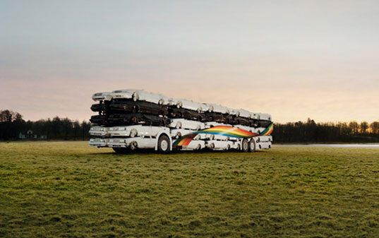 car carbon emissions, eco activism, eco advertising, environmental advertising campaign, green advertising campaign, public transportation, eco advertising campaign, flygbussarna coach, acne advertising, coach bus stockholm