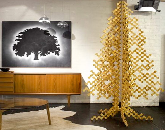 Buro North Eco Christmas Tree, Ply Christmas Tree, CNC Christmas Tree, CNC Xmas Tree, Ply Xmas Tree