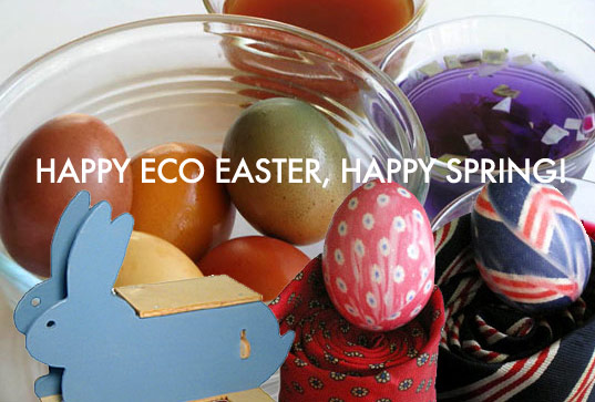 eco easter, green easter, happy easter, happy eostre, happy eco easter, eostre, natural dye eggs, eo easter eggs, eco easter bunny