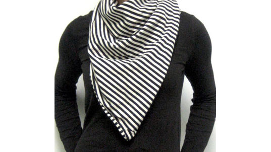 eco knits eco knitwear, green gifts knits, eco friendly knits, she-bible bandit scarf