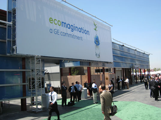 GE, EcoMagination, Sustainable Resources, Green Homebuilding