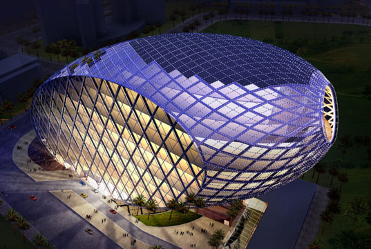 James Law Architecture, James Law Cybertecture, high-tech architecture, intelligent buildings, interactive technology, sustainable design, Mumbai, India, Cybertecture Mumbai, James Law Mumbai, Vijay Associates Mumbai, egg5.jpg