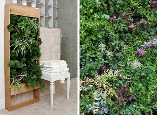 sustainable design, green design, elt technologies, living wall, elt easy green, indoor gardening, wall planters