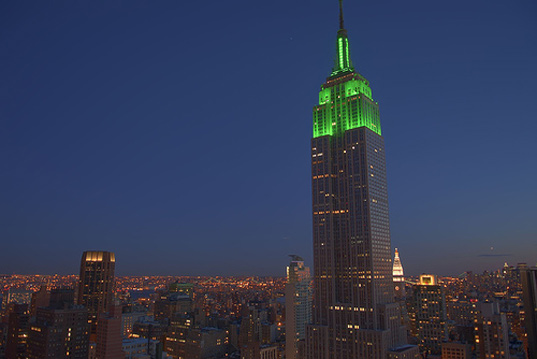 green building, sustainable architecture, green design, empire state building, renovation, energy efficient building