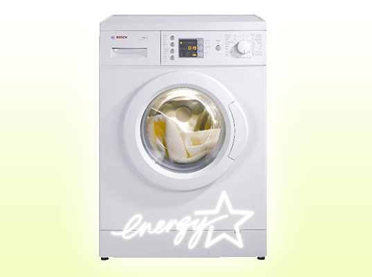 Green Your Appliances! Greener Washing Machines, Green Laundry, Green Washer-Dryers, Eco-friendly Washing Machines, Energy-efficient Washing Machines, Fron-Loading Washing Machines, Energy Star Washing Machines, Energy-Efficient Appliances, Green Appliances, Inhabitat Summer Series, Bosch