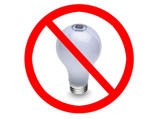 incandescent light, incandescent bulb, incandescent bulb ban, bulb ban, ban, EU, Europe, CFL, climate change, lighting