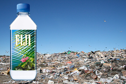 fiji water, bottled water, fiji bottled water, plastic water bottles, greenwashing, Barbara Chung, plastic bottles