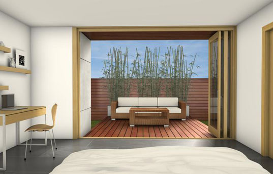 free green home designs, Cornell University solar decathlon, Dave Wax Independent Energy Homes, Dave Wax FreeGreen, Ben Uyeda FreeGreen, Cornell University zero-energy home, custom designed green homes, FreeGreen Suburban Loft, FreeGreen green homes, freegreen_3.jpg