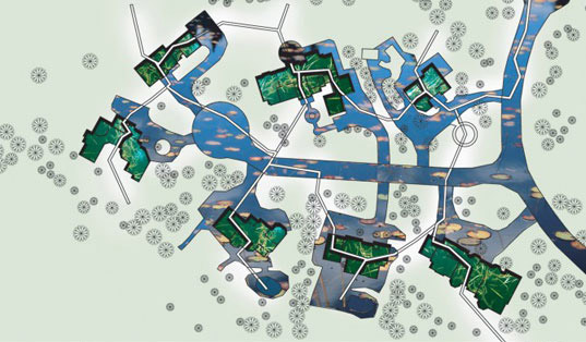 frogsdream2, eco systems, Frog's Dream, gray water, Living Machines, reburbia, reburbia competition, redesigning the suburbs, suburbia, waste management