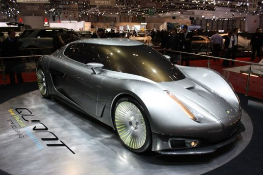 koenigsegg quant, nlv solar, solar powered vehicle, electric vehicle, saab, saab purchase, general motors