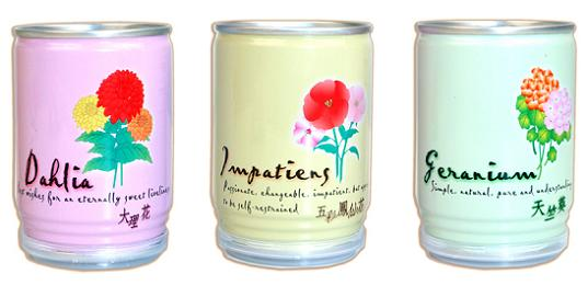 fred flare, fred flare flower can, eco flower can, environmentally friendly gardening, eco gardening