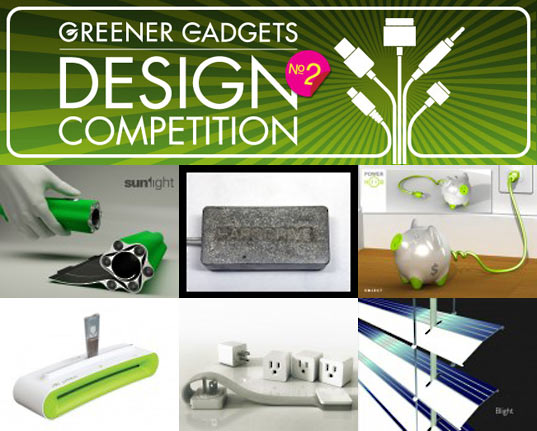 greener gadgets design competition, green electronics, sustainable design, greener gadgets conference