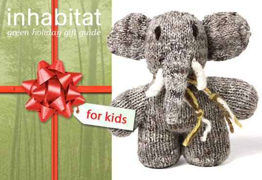 Inhabitat Holiday Gift Guide For Kids, Inhabitat Holiday Gift Guide for Children, Eco-friendly Holiday Gift Guide for Babies, Green Gift Guide for Kids, Eco Gift Guide For Kids, Inhabitat Green Gift Guide