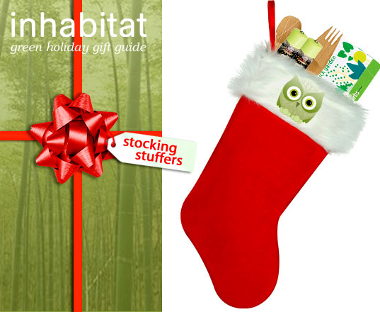 Inhabitat green gift guide, eco-friendly gifts, green gifts, holiday gift guide, cheap gifts, gift ideas, green gifts, stocking stuffers, sustainable gifts
