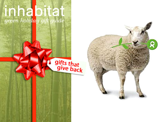 Gifts That Give Back, inhabitat gift guide eco humanitarian, inhabitat green gift guide, humanitarian gift guide, gifts that give back