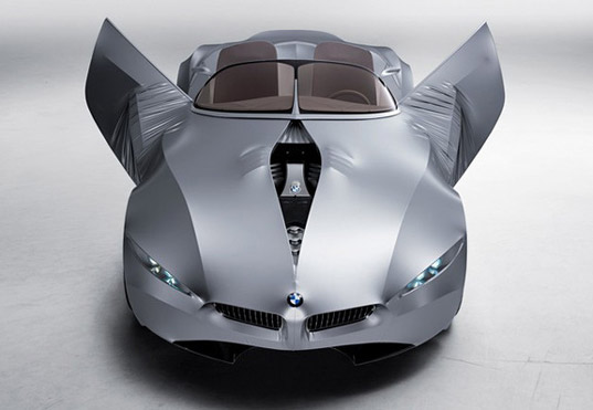 BMW motor works, BMW Gina Light Visionary model, BMW Museum Munich, BMW concept cars, BMW fuel efficiency, BMW Geometry Functions Adaptations, BMW automobiles, BMW sports cars, sustainable automobiles, green vehicles, BMW GINA, gina1.jpg