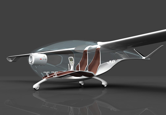 Oriens Glider, Roland Cernat, alternative energy, solar power, efficient airplane, cradle-to-cradle, cradle-to-cradle design, Lucky Strike Junior Designer Award, recyclable materials, organic design, biomimicry, glider11.jpg