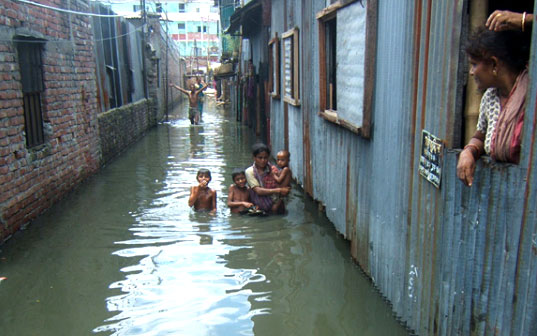 Global Warming Is Real and We Must Act Now!, Flooding in Bangladesh, Floods, Natural Disaster