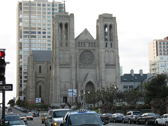 Grace Cathedral San Francisco, Grace Cathedral San Fran, Grace Cathedral solar power, solar power San Francisco, renewable energy San Francisco, green building San Francisco, sustainable building San Francisco, sustainable religious centers, solar powered religious centers, grace1.jpg