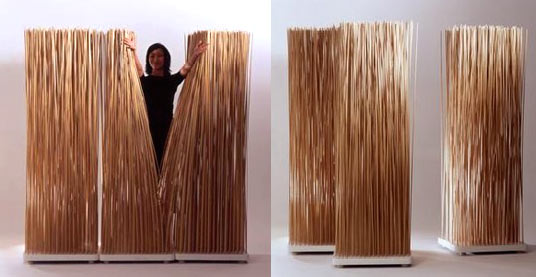 Diy room divider for cheap and functional divider pictures - Temporary room dividers diy ...