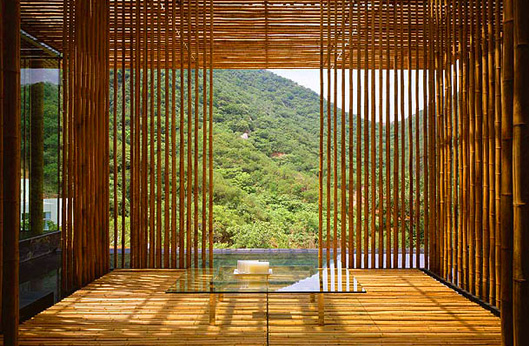 GREAT (BAMBOO) WALL | Inhabitat - Sustainable Design Innovation ...