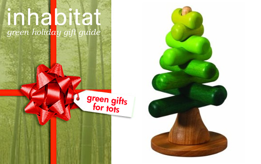 Green Gifts for TOTS