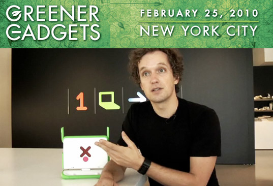 Yves Behar to keynote Greener Gadgets