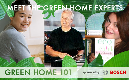 sustainable lifestyle, green experts, bosch, green lifestyle, Green Home 101, Meet the Green Home Experts, Green Experts