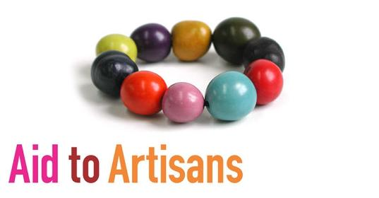 aid to artisans, aid to artisans bracelet, inhabitat green gift guide, green holiday gifts, gifts that give back, socially conscious design, sustainable design