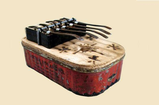 recycled musical instruments, burkina faso, swahili imports, inhabitat green gift guide, green holiday gifts, gifts that give back, socially conscious design, sustainable design